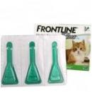 FRONTLINE 福来恩 猫咪体外驱虫滴剂 3支装 100元100元
