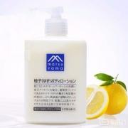 M-mark 松山油脂 柚子身体乳300ml*3瓶 220.92元包邮包税73.64元/瓶(3件5折)