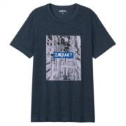 Baleno班尼路88902233男士印花T恤35.68元包邮