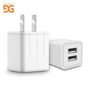 GUSGU iPhone6 plus 6s 7 8苹果充电器头  券后5元