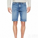 PrimeDay特价,BOSS Hugo Boss 雨果·博斯 Maine 男士直筒牛仔短裤折后249.75元(需用码)