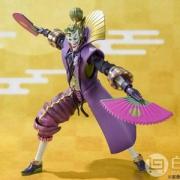 Bandai 万代 Tamashii Nations 忍者蝙蝠侠 S.H. Figuarts 第六天魔王小丑 公仔手办
