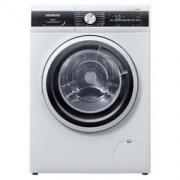 SIEMENS 西门子 XQG80-WD12G4M02W 8公斤 洗烘一体机 3999元
