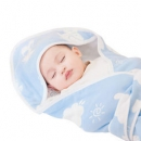 Springbuds 子初 婴儿棉纱抱被 69元包邮(需用券)69元包邮(需用券)
