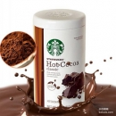 Starbucks 星巴克 热可可粉 850g*2罐155元包邮包税