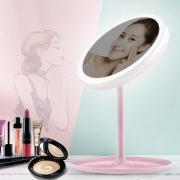 Clean Art 可丽纳特 充电式LED化妆镜 直径15.6cm