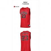 Nike 篮球背心 AJ1141-687 红 下单价219