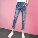 【西户】潮版显瘦轻薄透气牛仔裤¥29