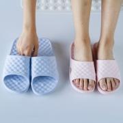 玉含香 男女浴室拖鞋 2双 9.9元包邮(需用券)¥10