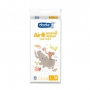 Dodie Air柔 婴儿纸尿裤 L36片 日用  *6件 458元包邮(需用券,合76.33元/件)¥458