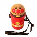 PRIMEDAY特价,LEC 面包超人 KK318 儿童带吸管饮水杯400ml85.35元