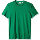 L/XL码,Calvin Klein 男式圆领防紫外线平纹针织 T 恤prime会员凑单直邮含税到手约102.49元起