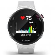 Garmin 佳明 Forerunner 45s GPS 运动手表开箱及体验实测