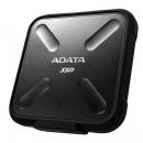 ADATA 威刚 SD700 1TB固态移动硬盘(USB3.1/SD700/IP68三防 军标抗摔)