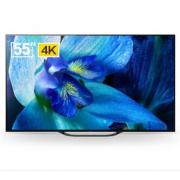 索尼 KD-55A8G 55英寸OLED 4K高清HDR智能电视