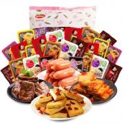 天猫超市 口水娃 鲜弹鱼肉零食礼包 520g 19.9元包邮¥20