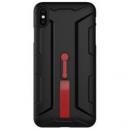 Nillkin 耐尔金 iPhoneXsMax手机保护壳 创意推拉软指环款19元包邮(需用券)