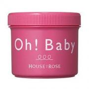 HOUSE OF ROSE oh!baby 去角质磨砂膏 570g 2瓶装 *2件