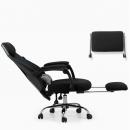 Hbada 黑白调 HDNY133WMJ 钻石切割设计款电脑椅 升级版(带脚托) 389元包邮(需用券)¥389