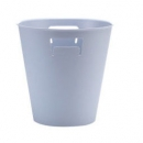 妙然简约家用垃圾桶 好品质客厅卫生间桶敞口可挂垃圾袋 两个装送桶夹一对 *2件19.9元(合9.95元/件)