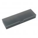 KOKUYO 国誉 可调式PP文具盒 200×65×26mm 烟灰 6.9元包邮(需用券)¥7