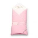 全棉时代 婴儿纯棉针织抱被90*90cm 粉色小马 1件/袋 *2件+凑单品171.12元包邮(双重优惠,合85.56元/件)