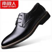 Nanjiren 南极人 男士休闲皮鞋99元包邮