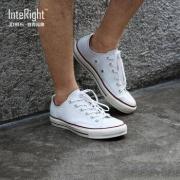 INTERIGHT 男士经典低帮帆布鞋*2件56.74元(合28.37元/件)