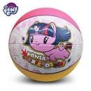 My Little Pony 小马宝莉 GLP008R 儿童5号篮球29元