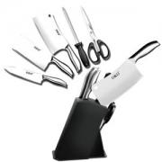 oko 不锈钢切菜刀六件套 39元包邮 历史新低 原价209元¥39