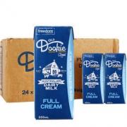 So Natural 澳伯顿 全脂营养牛奶 200ml*24盒