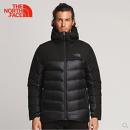 800蓬+防泼水面料!The North Face北面 3KTD 超保暖羽绒服黑卡会员1083.84元(吊牌价2998元)