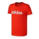 adidas 阿迪达斯 NEO 男装休闲圆领短袖T恤CV9315 *2件128元(需用券,合64元/件)