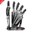 SHIBAZI 十八子作 S1309 七件套刀具 厨房菜刀套装358元包邮(需用券)