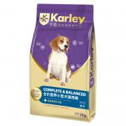 Karley 卡莉 小型成犬狗粮 2kg 9元包邮(需用券)¥9
