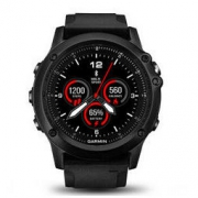 GARMIN 佳明 Fenix 3 HR 多功能GPS户外腕表 中文蓝宝石DLC版