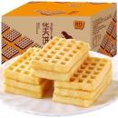 10点:KIEMEO 华夫饼400g9.9元包邮