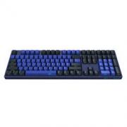 AKKO Ducky 3108SP 地平线 樱桃轴机械键盘 108键 青轴 原厂cherry轴 PBT侧刻 游戏键盘359元包邮