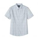 Semir 森马 13-038041063 男士翻领短袖衬衫27元包邮(2件5折)