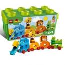 LEGO 乐高 Duplo 得宝系列 10863 我的创意动物大巡游 149元包邮(需用券)¥149