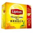 Lipton 立顿 黄牌精选红茶 100包 *10件194.5元(合19.45元/件)