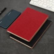 欧伦 PU面笔记本 A5/96张 3.8元包邮(需用券)¥4