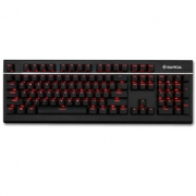 京东PLUS会员:SBARDA 思巴达 KG02 红色背光机械键盘 Cherry轴 259元包邮(需用券)¥259
