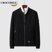 CROCODILE 鳄鱼恤 男士棒球领夹克