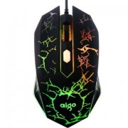 Aigo 爱国者 Q809鼠标 4键标准版 9.9元包邮(需用券)¥10