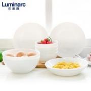 Luminarc乐美雅N5457迪瓦丽餐具十件套