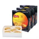 Kjeldsens 丹麦蓝罐 曲奇饼干 无核葡萄干 125g*3盒 *5件94.5元(双重优惠)
