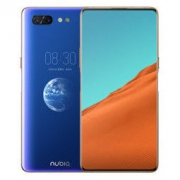 nubia 努比亚 X 智能手机 蓝金版 8GB 256GB