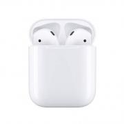 Apple/苹果AirPods二代(配充电盒)2019新款2代苹果原装无线耳机1001元包邮(需用券)