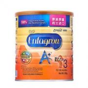 MeadJohnson Nutrition 美赞臣 安儿宝A 幼儿配方奶粉3段 850g罐装